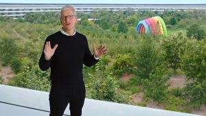 Apple Special Event - Tim Cook